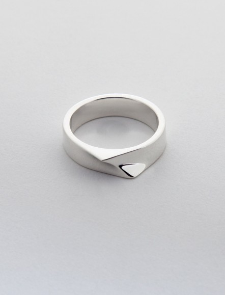 SILVA/BRADSHAW | Shift Silver Ring