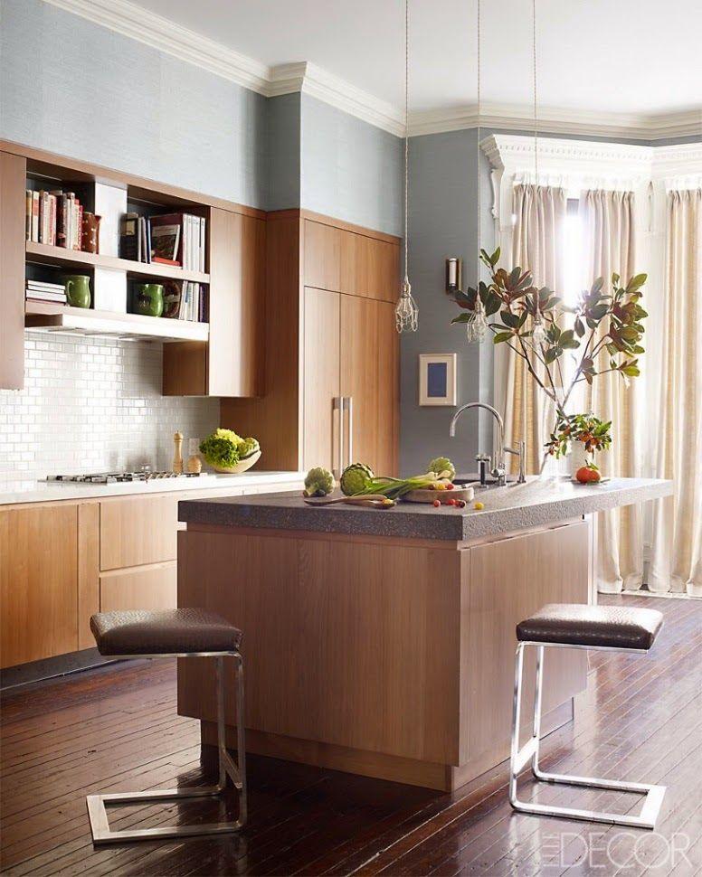 Cocina moderna con isla | COCINAS | Pinterest | Cocina moderna ...