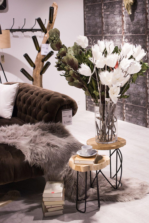XXXLutz Blogger Day Wohnkoje Interior Design Deko Dekoration Wohnzimmer Einrichtung