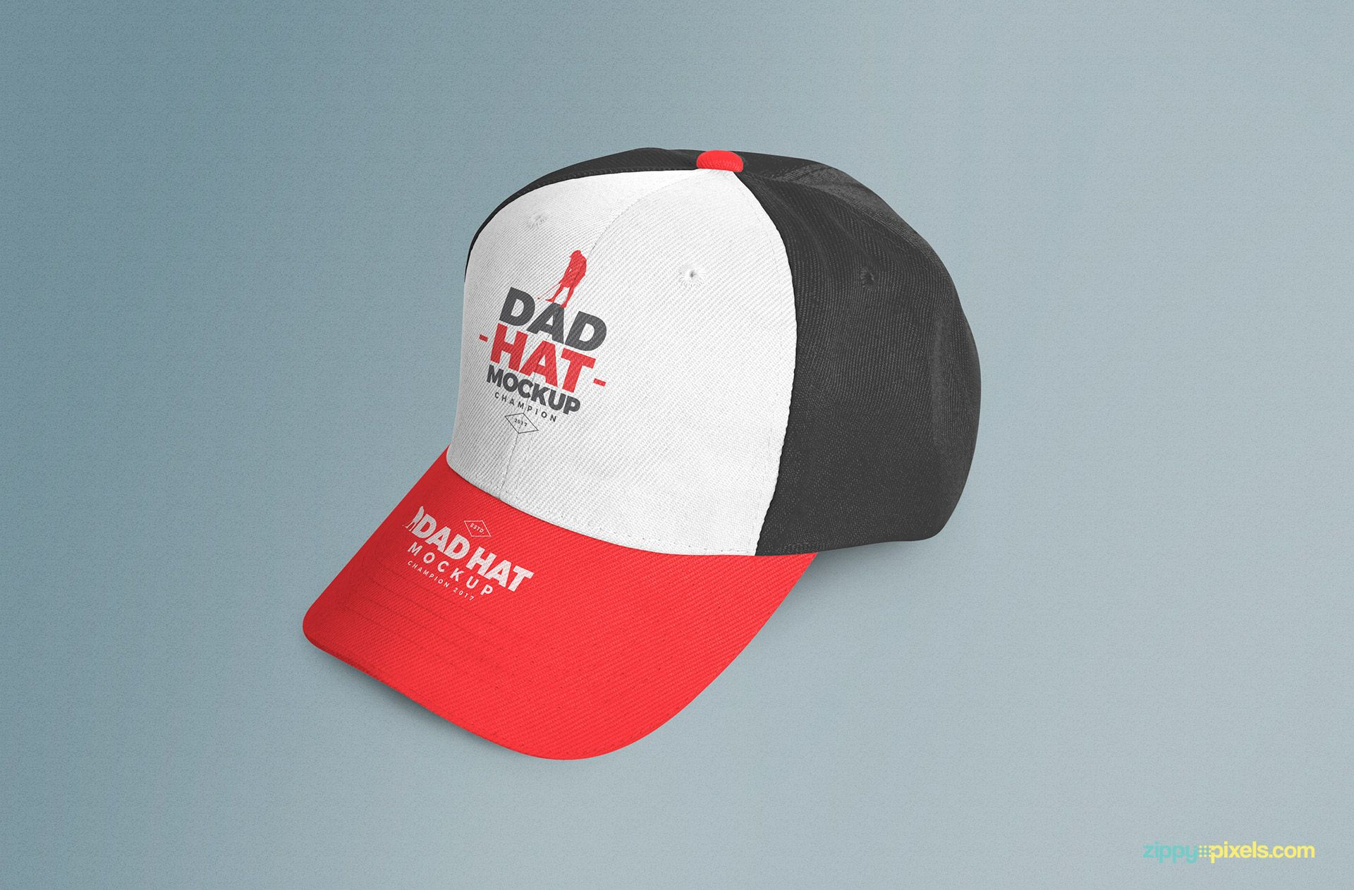 Customizable Free Dad Hat Mockup Psd Zippypixels Dad Hats Hats Photoshop Mockup Free