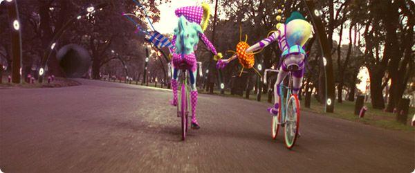 PepperMelon es un estudio de animación digital y creación de personajes. MTV
