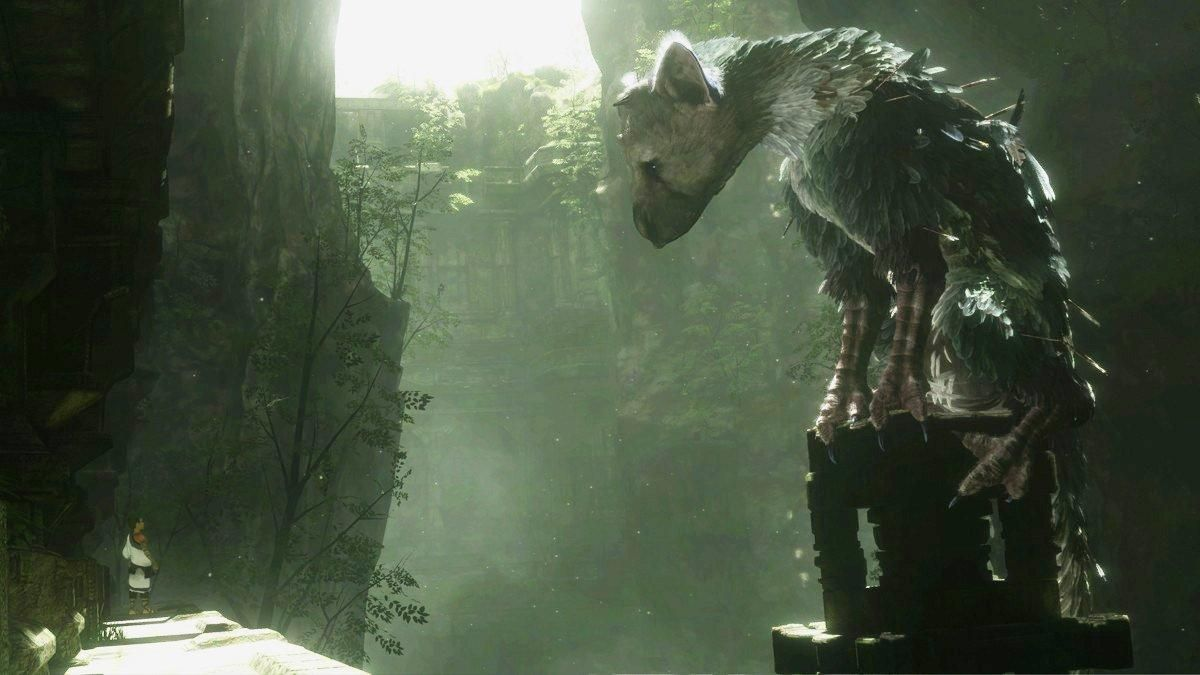 The Last Guardian Trico Wallpaper Free Guardian Wallpaper