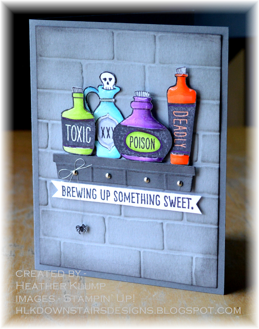 Play Day Brewing (Downstairs Designs) | paper crafts | Halloween