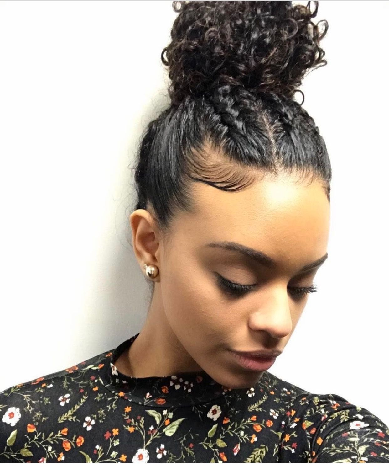 pin by tomekia cathleen on hairspiration   hair, natural