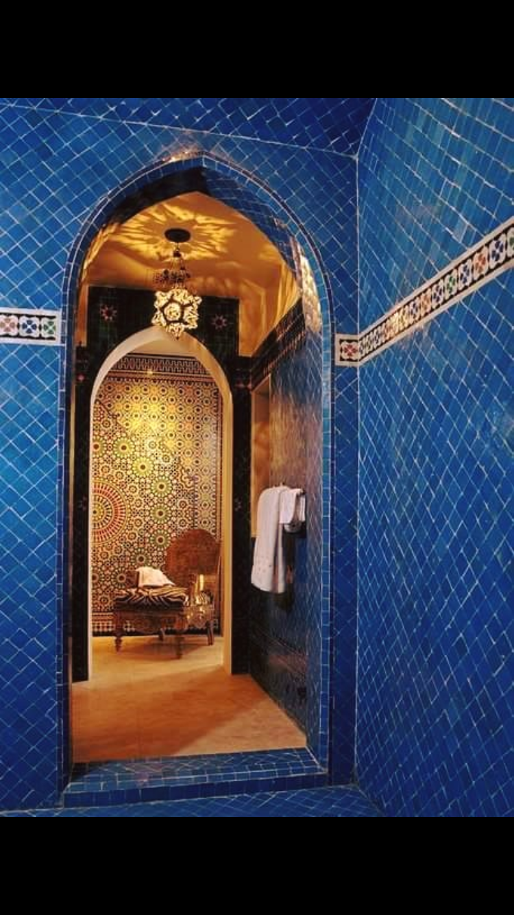Pin by Chemayne Faulconer on Bathroom   Pinterest   Morocco