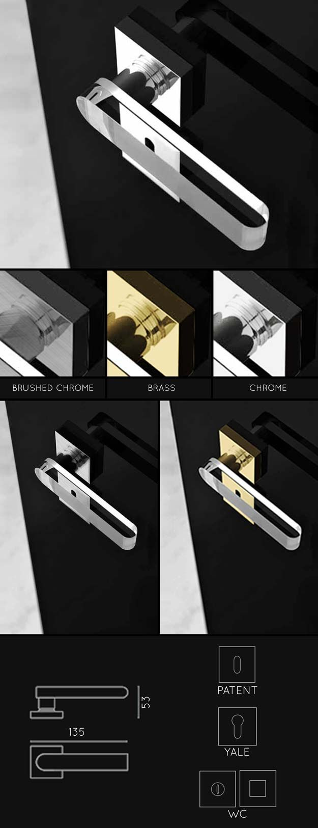 Suppliers Of Beautiful Crystal Glass Door Handles For Luxury Interiors Part A Stylish Collection Designer Interior