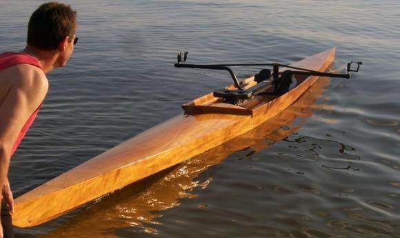 rowboat workout machine
