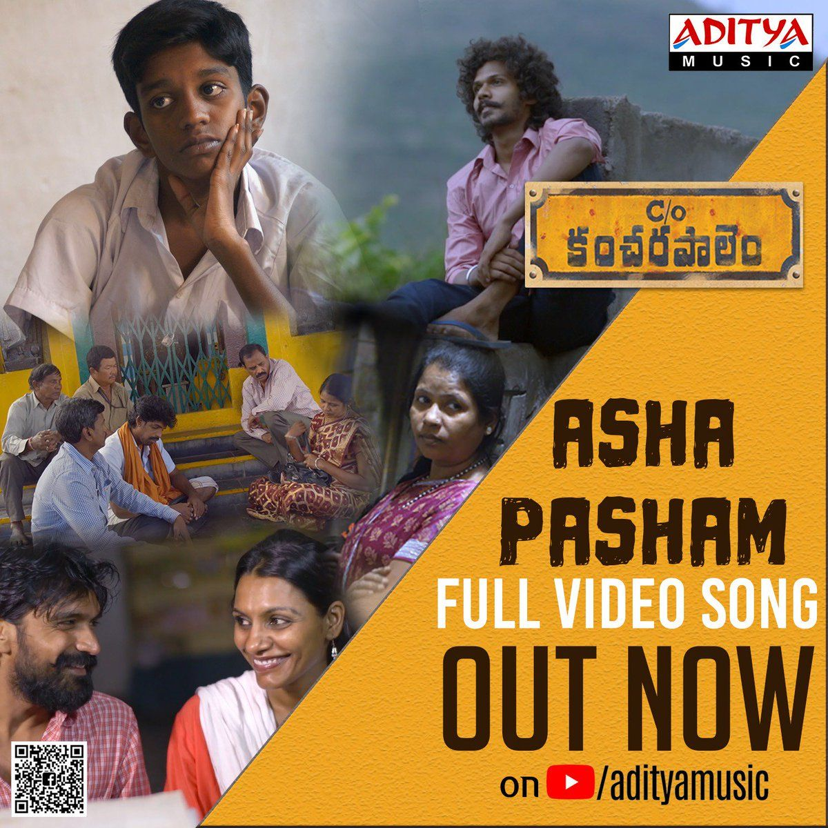 Care Of Kancharapalem Movie Asha Pasham Full Video Song