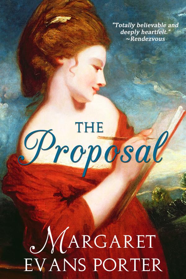 Historical romance ebook cover