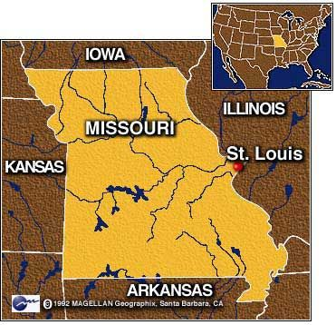 Show Me State | Missouri | Kansas city missouri, Kansas ...