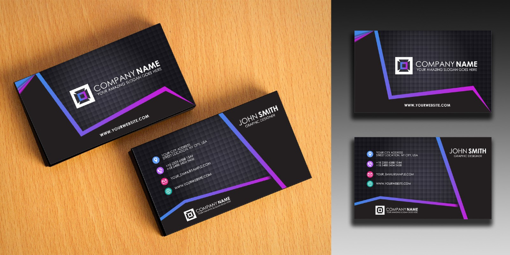 Business Cards Design Google Search Business Card Design Pertaining To Google Search Business Card Template Di 2020