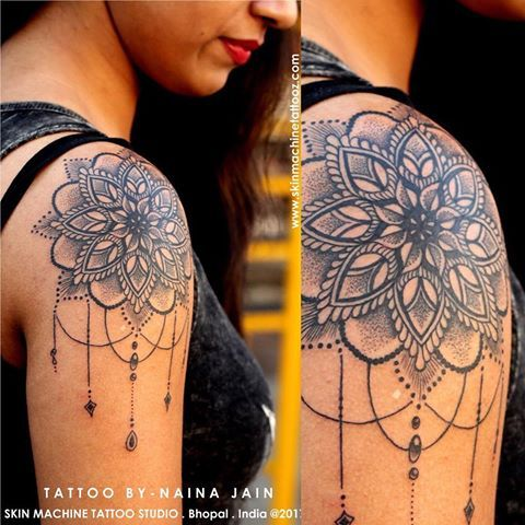 Resultats De Recherche D Images Pour Naina Jain Tattoo Mandala