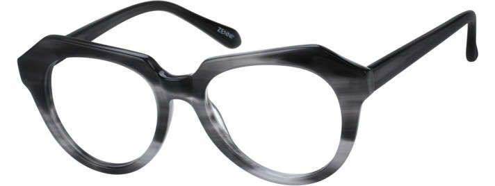 eef691a46a3 Grey Women s High-fashion Eyeglasses 4416112