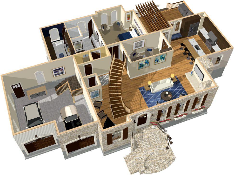 Xpand Software Chief Architect Home Designer 2017 Pro Home Design Software Interior Design Software Home Design Software Free