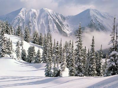 Ice Snowy Mountains Free Wallpapers Hd High Resolution For Laptop Winter Landscape Winter Scenery Winter Wonderland Wallpaper
