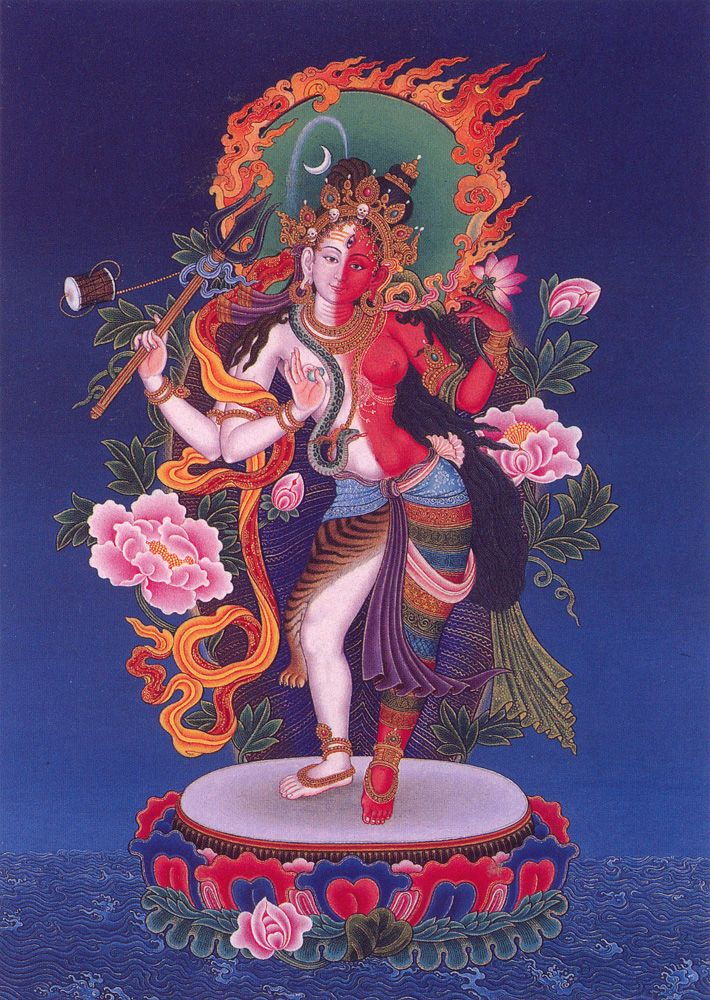 Image result for ardhanarishvara in buddhism