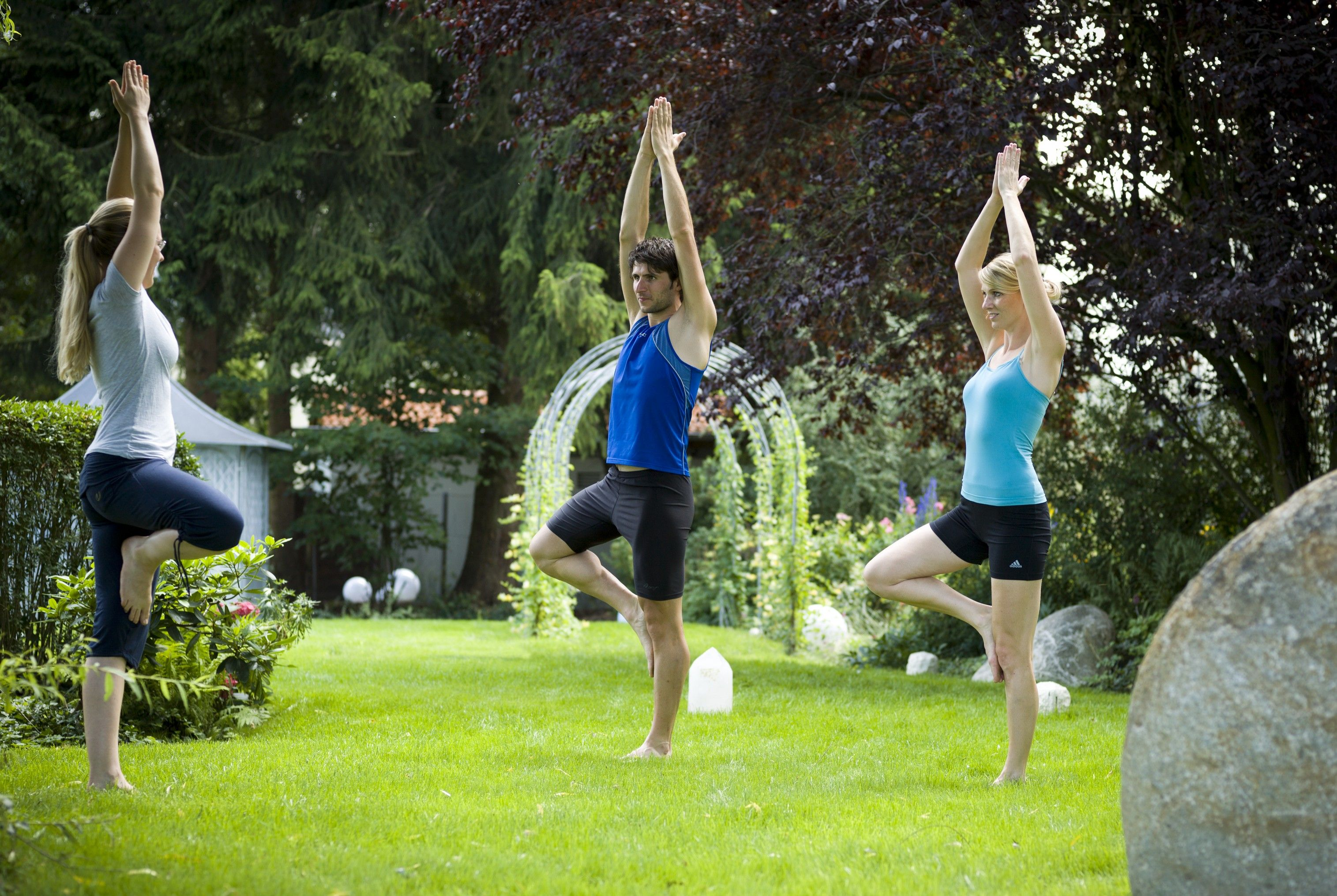 #Yoga im Antoniushof