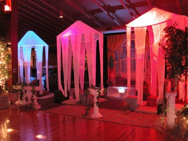 Diy Arabian Night Decorations Nights Party Misc Props Theme Ideas