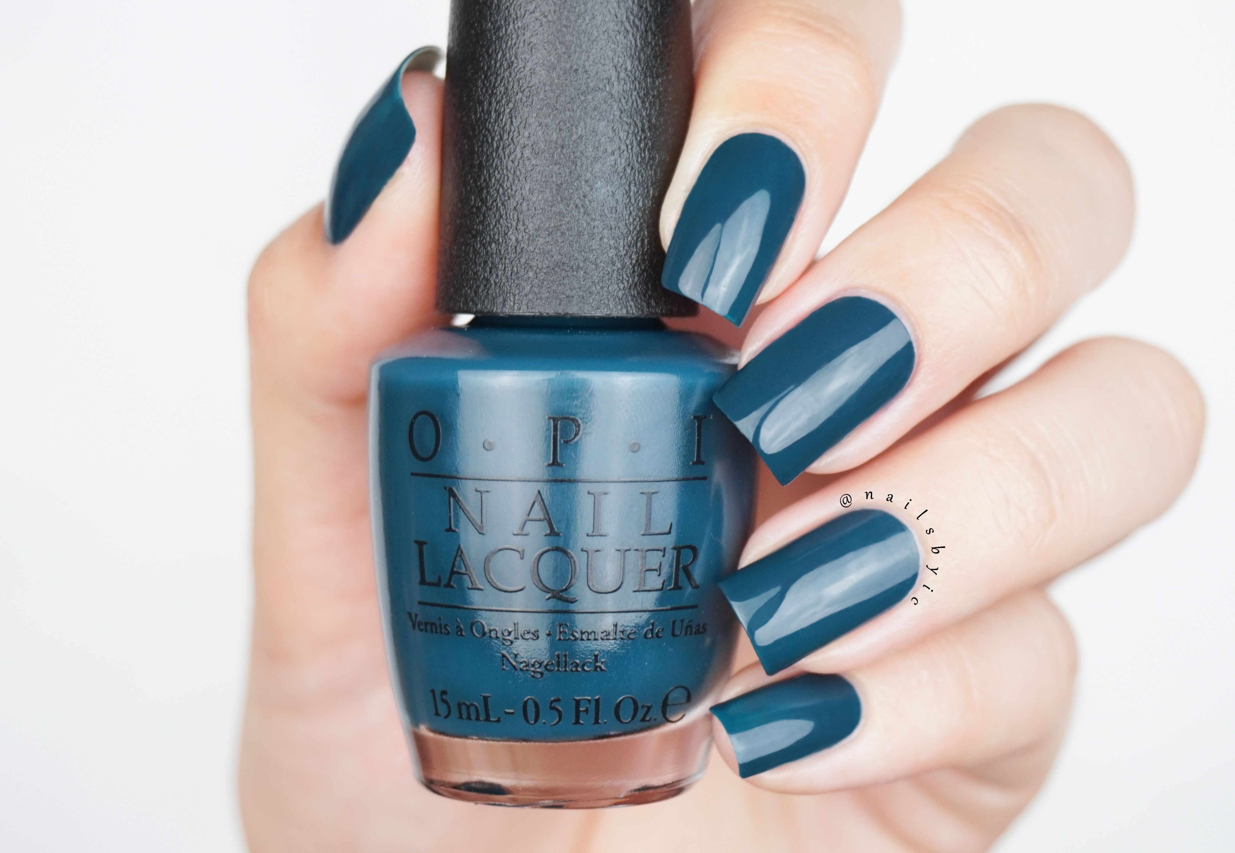 CIA = Color is Awesome from the OPI Washington DC fall/winter 2016 ...