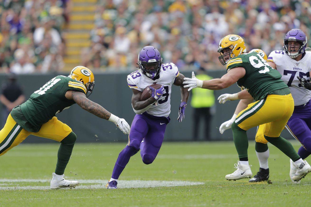 Dalvin Cook gets your Vikings game ball for Week 2 NFL