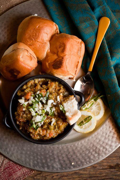 Pav bhaji pav bhaji indian street food and food pav bhaji forumfinder Images
