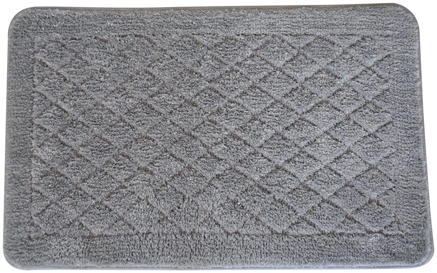 Everrouge Memory Foam 20 Inch By 32 Inch Bath Rug Gray Check Out This Great Product This Is An Affiliate Link In 2020 Memory Foam Bath Rugs Bath Rug Rugs