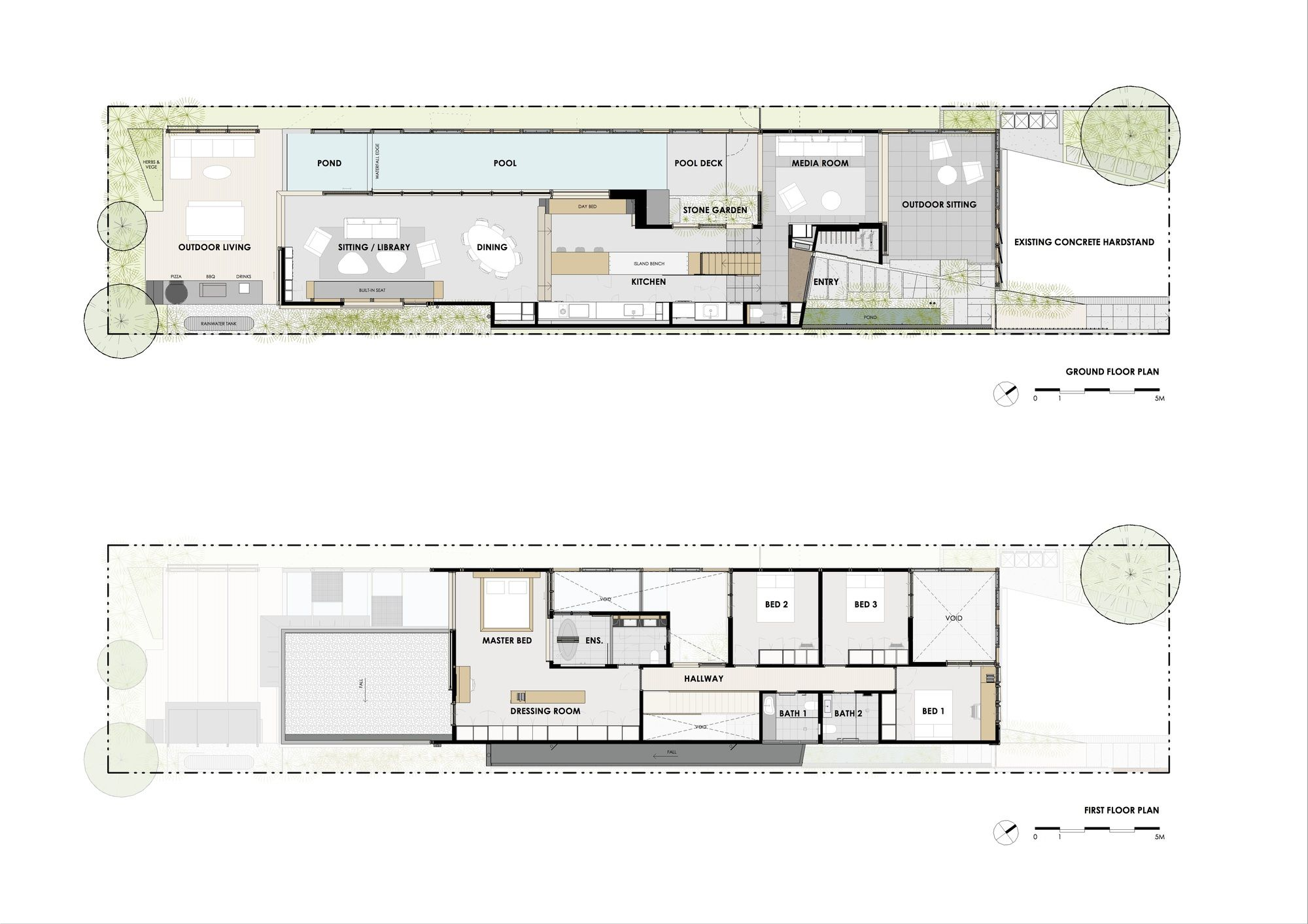 Gallery Of Living Screen House Cplusc Architectural Workshop 28 Screen House Contemporary House Plans Live Screen