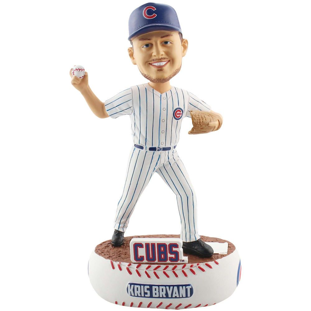 429f4ccf9 Kris Bryant Chicago Cubs Player Baller Bobblehead by FOCO  ChicagoCubs   Cubs  KrisBryant  EverybodyIn