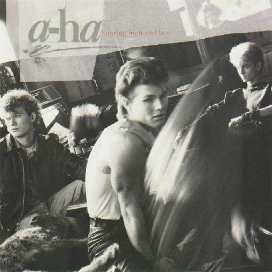 A Ha Take On Me Released 1984 Music Album Covers Album Covers