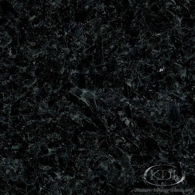 Cambrian Black Granite Kitchen Design