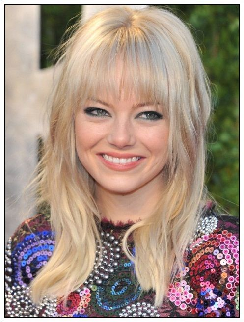 easy cute medium length hairstyles for thin hair | Medium Length ...