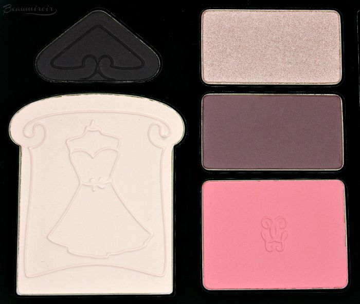 Les couleurs de la petite robe noire guerlain