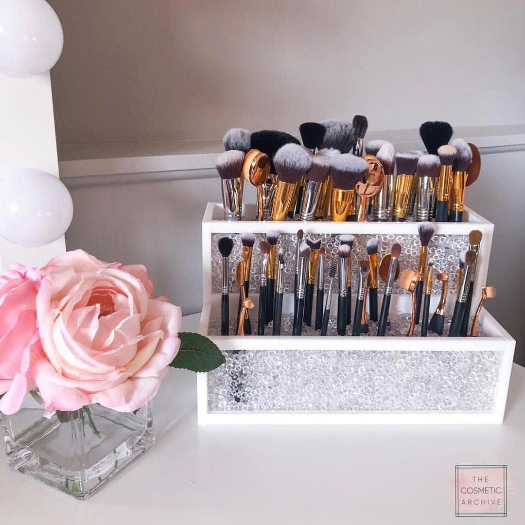 Our Sofia Brush Holder is back in stock and it's on sale