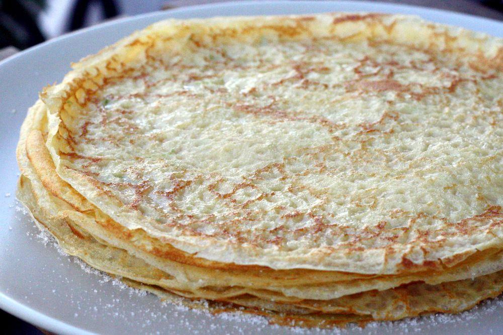 Frisuelos recipe spanish style crepes receta postres
