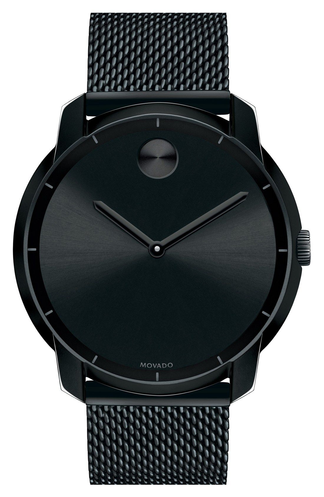 6e23bf41c Free shipping and returns on Movado 'Bold' Mesh Strap Watch, 44mm at  Nordstrom