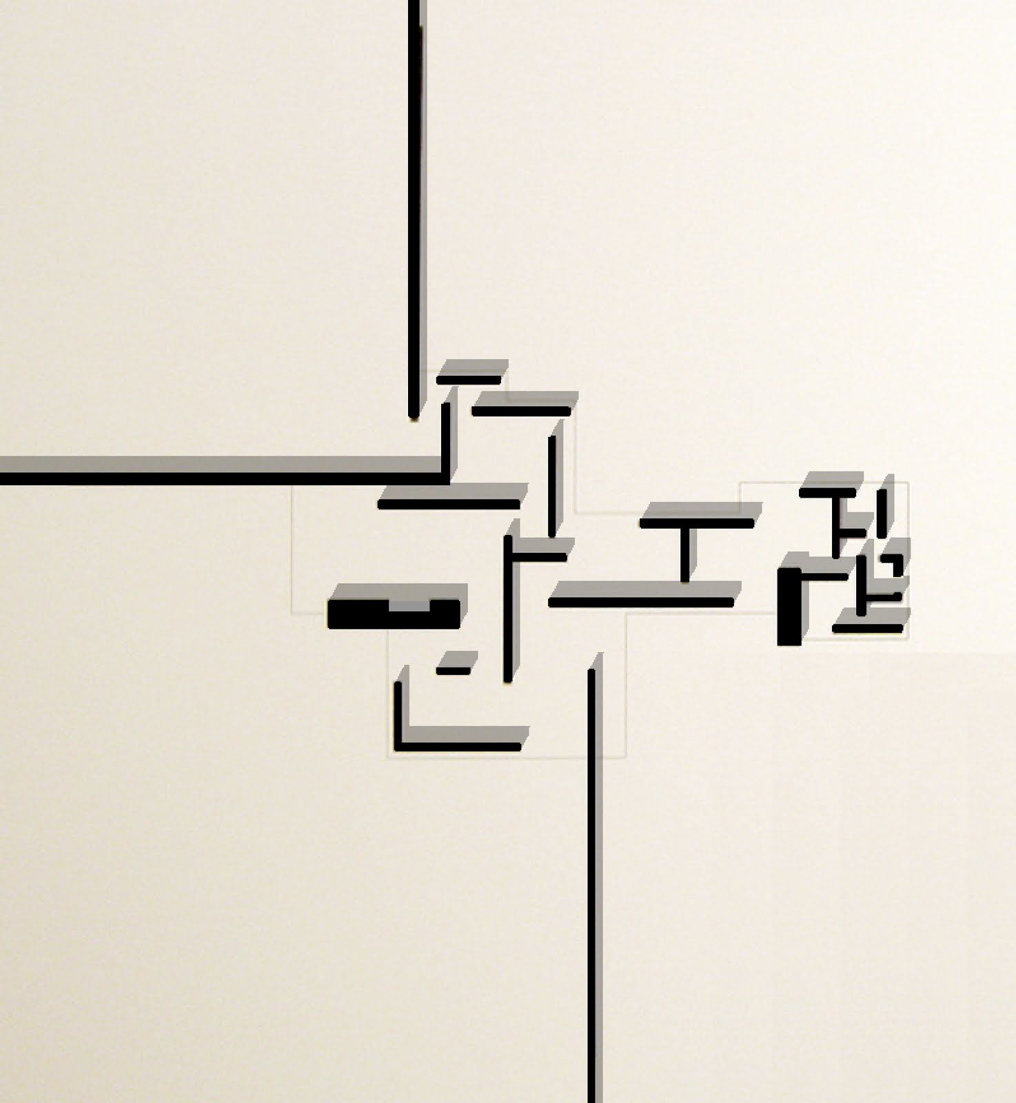 Country house catalog - Mies Van Der Rohe S Plan