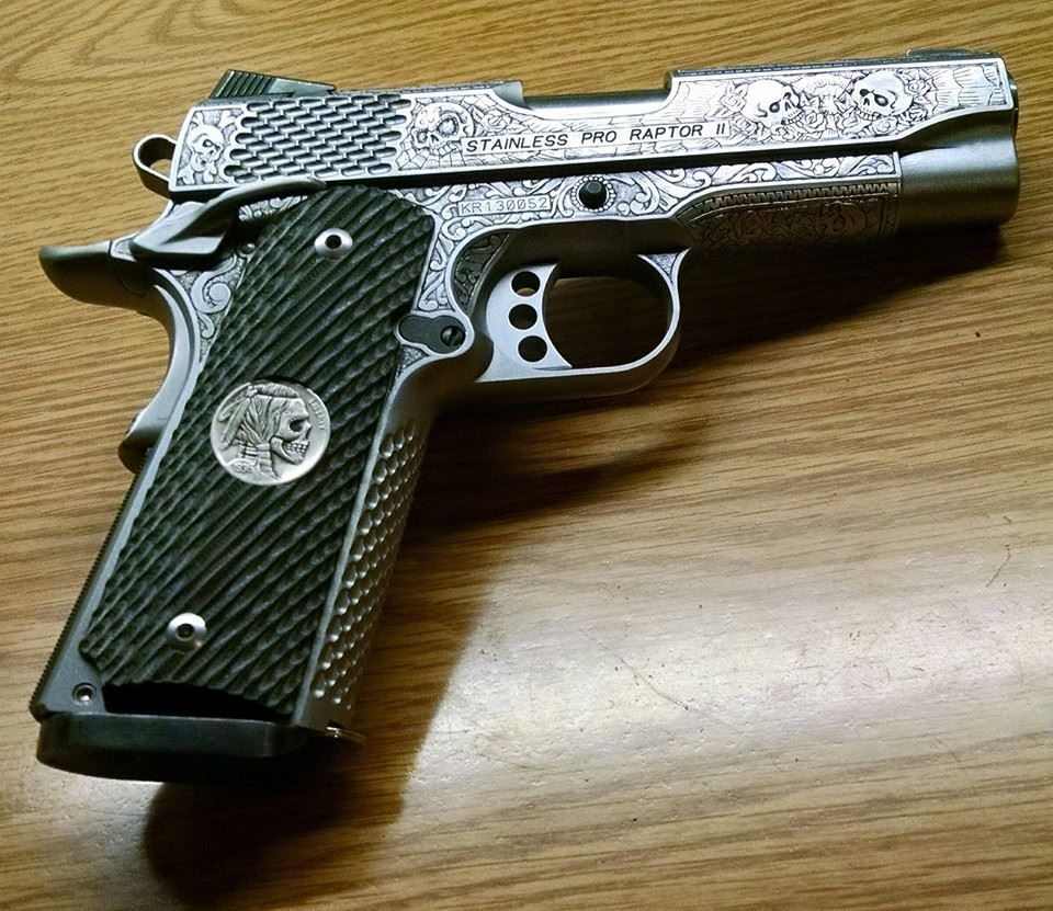 Kimber aegis field strip