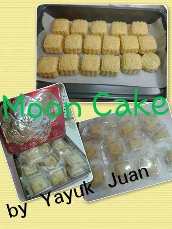 Resep Moon Cake Oleh Yayuk Juan Resep Mooncake Kue Resep
