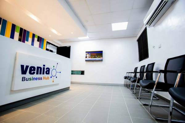 Venia Business Hub Finds Innovative Banking Partner In Access Bank The Coworking Industry Is An Emerging Force That Is Shapin Business Hub Innovation Business