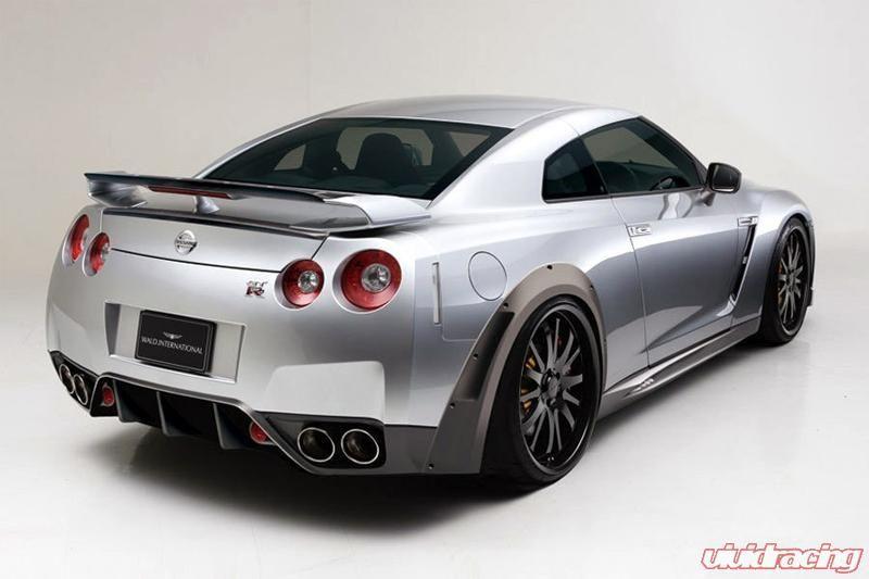 Nissan Skyline R35 GT R