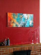 online shop besar ukuran dinding gambar untuk ruang tamu