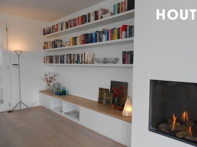 Afbeeldingsresultaat voor tv verberg kast - Living room ideas ...