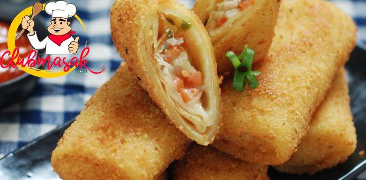 Cara Membuat Resep Risoles Empuk Isinya Dan Enak Kulitnya Makanan Dan Minuman Resep Masakan Resep