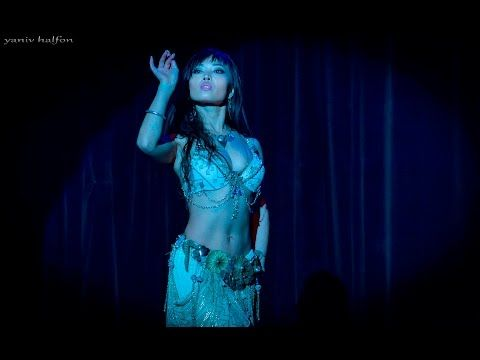 Evon Wang - The Tribal Massive Fusion Bellydance Showcase - YouTube