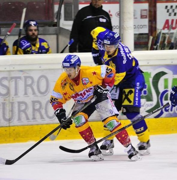 Alps Hockey League Playoffs Semifinals Asiago Hockey Vs Jesenice