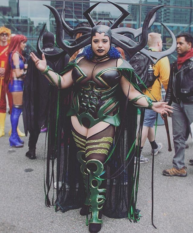 Helll Yea Cin Von Quinzel You Better Serve Hela From Asgard Perfect For Halloween Tcfsty Plus Size Cosplay Plus Size Halloween Plus Size Halloween Costume