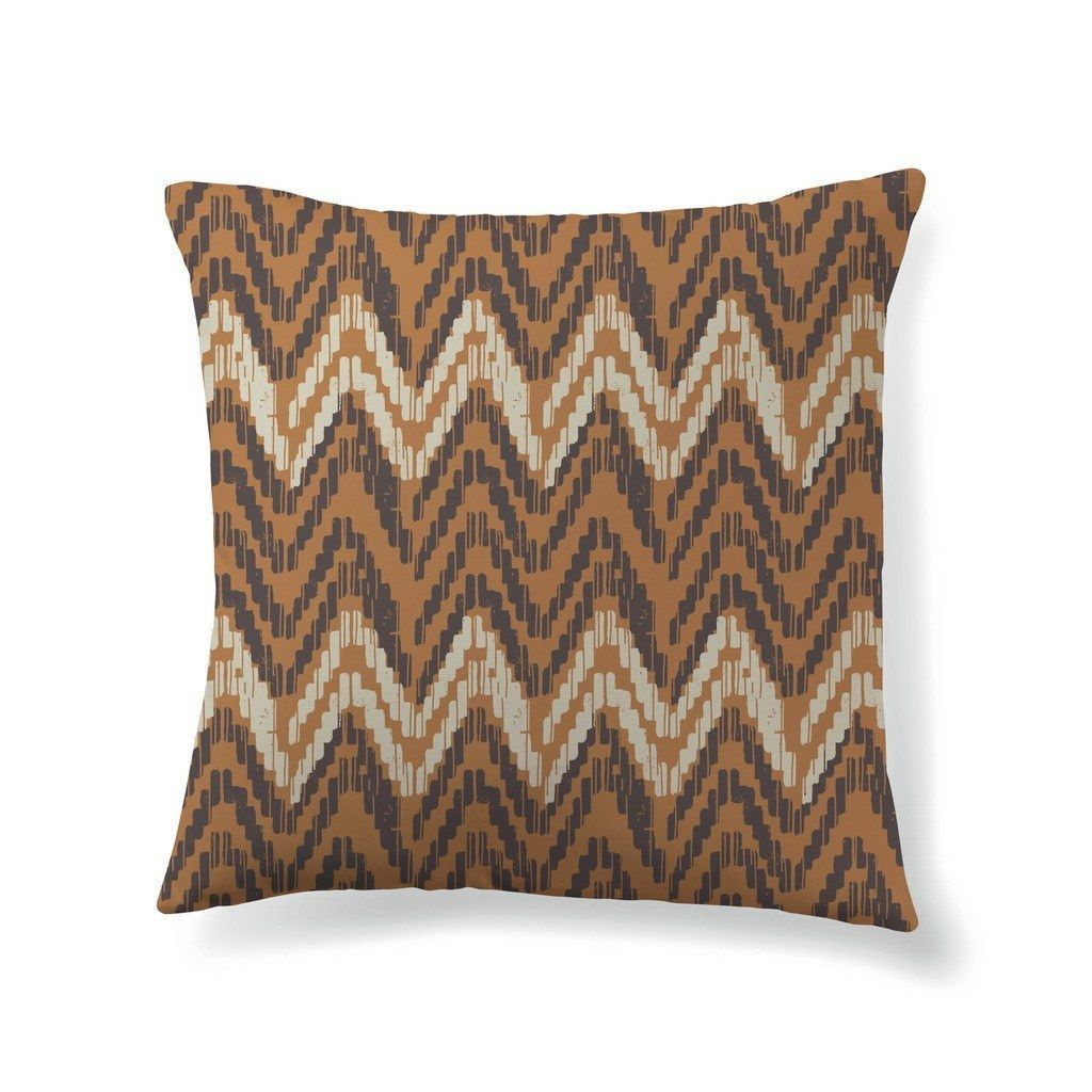 Earthy chevron