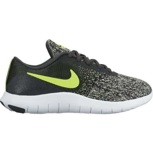 2b1a417957182 Nike Boys  Flex Contact Running Shoes (Anthracite Volt White