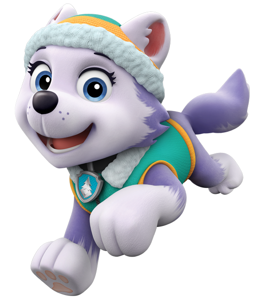Police Officer Girl Wallpaper About Everest Paw Patrol Paw Patrol Everest