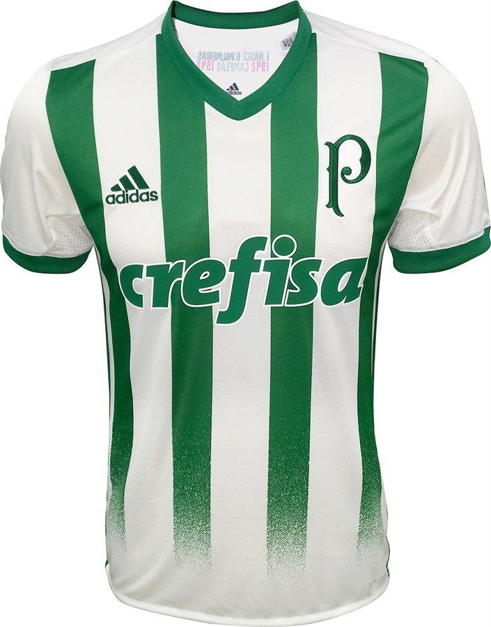 Palmeiras oficializa nova camisa 2  estilo Atlético Nacional  e já a coloca  à venda - ESPN.com.br 76f5e25df53d4